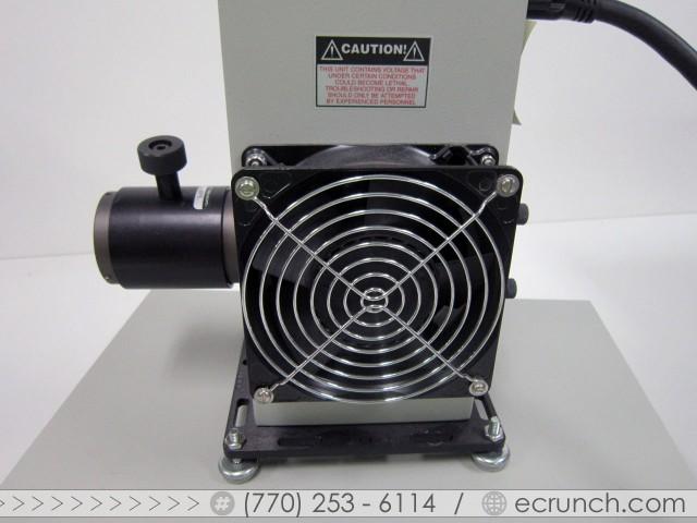 Newport 69911 Power Supply With 67005 Light Source 67015 Xenon Arc Lamp Ebay